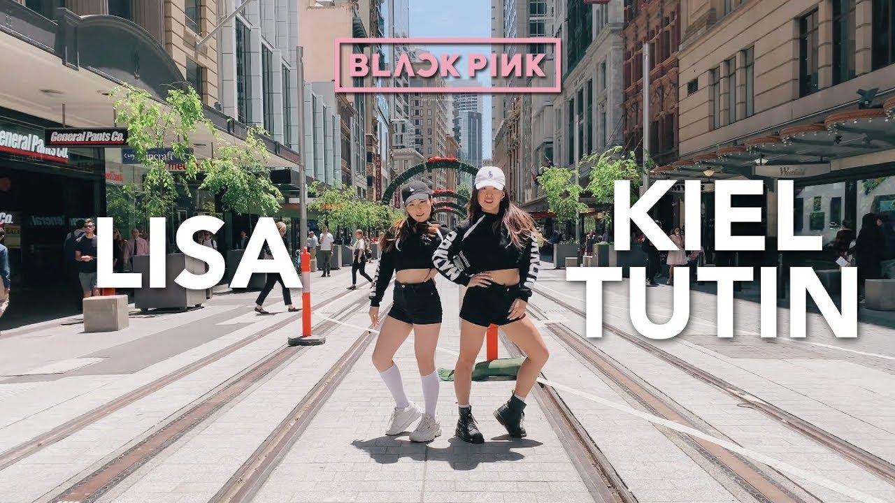 Lisa X Kiel Tutin Taki Taki Dance Cover Youtube