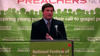 Kendrick Raley, 2014 National Festival of Young Preachers