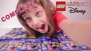 [LEGO DISNEY] Collection Complete Lego Disney Minifigures - Studio Bubble Tea Lego Full Review