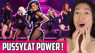 Pussycat Dolls Reunion Reaction | Girl Power Reunite On X Factor Celebrity UK W/ Nicole Scherzinger