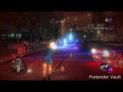 Saints Row 4 - Dubstep Gun (ALL SONGS) New Gameplay