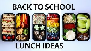 One of Liv B's most viewed videos: SCHOOL LUNCH IDEAS FOR KIDS (VEGAN)
