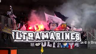 guingamp-FCGB saison 2017/2018 ULTRAMARINES BORDEAUX 1987