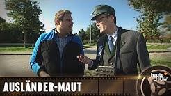 Ausländer-Maut: Jetzt kassiert Ralf Kabelka ab! | heute-show Classics