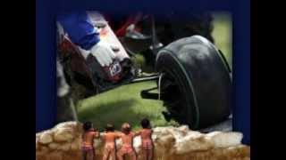 Felipe Massa sofre convussão e passa por cirurgia por fratura de osso facial.Slideshow