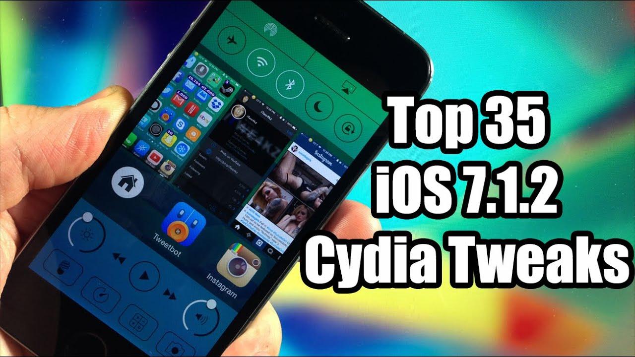 Top 35 Best Cydia Tweaks For Ios 7 1 2 Youtube