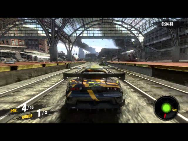Motor Storm: Apocalypse - Demo