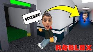 Marreto Vingativo (Roblox Flee the Facility)