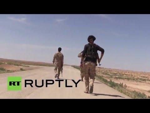Syria: Kurdish and Syria militia cooperate to fight IS in Deir ez-Zor