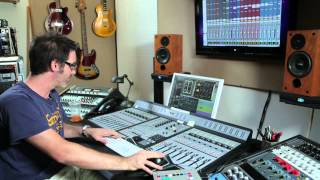 UA Artist Tips & Tricks - Ryan Hewitt Mixes The Avett Brothers
