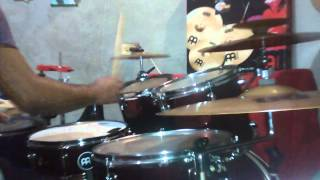All around Israel houghton Drums Cover
