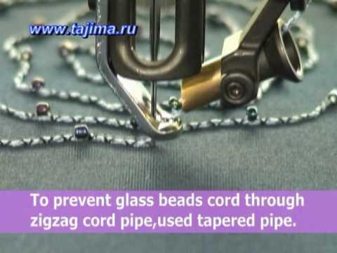 Машинка для вышивка бисером