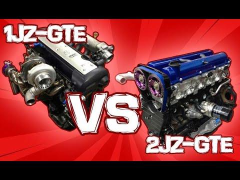 VOLGA 1 5JZ GTE VS BMW  1JZ GTE