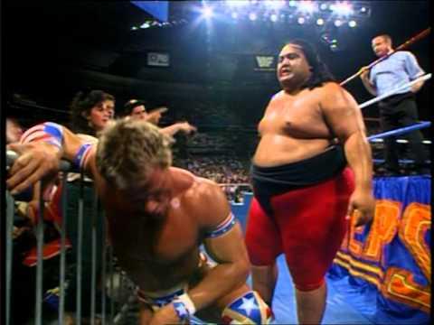 Yokozuna vs Lex Luger (Summerslam 1993)