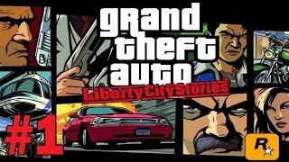 GTA: Liberty City Stories (PSP) - Walkthrough: Part 1 of 3