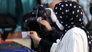 """팬데믹 속 이란 대선 시작…""""새 대통령, 경제…"""