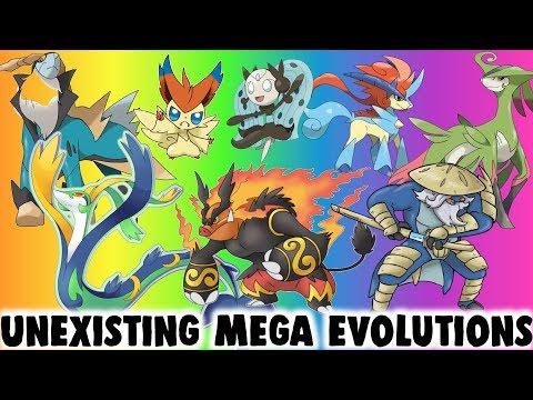 Pokémon Mega Evolutions That Must Exist (Unova)