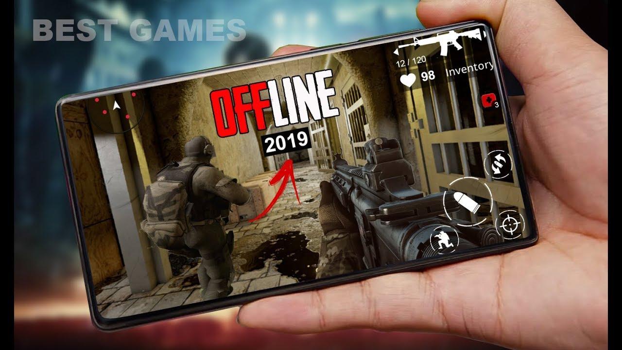Top 10 Novos Jogos Offline Para Android 2019 1 Youtube