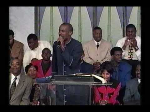 "Bishop Noel Jones- "" Agony To Destiny """