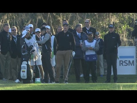 Highlights | Monday's playoff finish at The RSM Classic