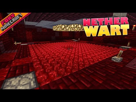 Minecraft | NETHER WART FARM | Bedrock Survival Realm [72]