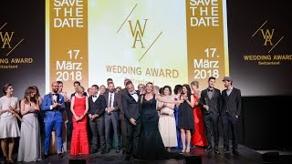 Wedding Award Switzerland 2017