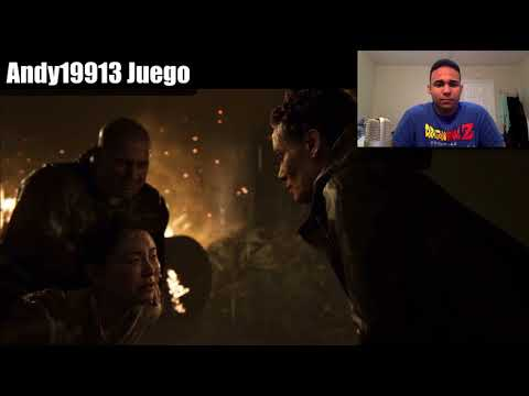 Reacción a (The Last of Us Part II - PGW 2017 Trailer | PS4)!!!