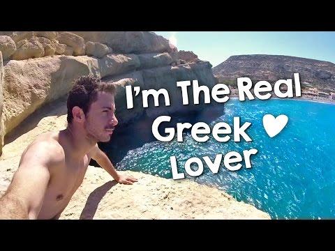 I'm the Real Greek Lover | Music Video (Konilo X Razdoll)