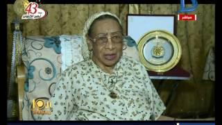 أول سيدة مصرية تشارك في حرب فلسطين - E3lam.Org