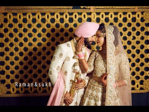 Raman+sukh   Best Sikh Wedding   2017      nindi studios  
