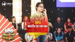 """Thách thức danh hài 3   tập 8: khen Trấn Thành đẹp, thí sinh khiến Trường Giang """"đứng hình"""""""