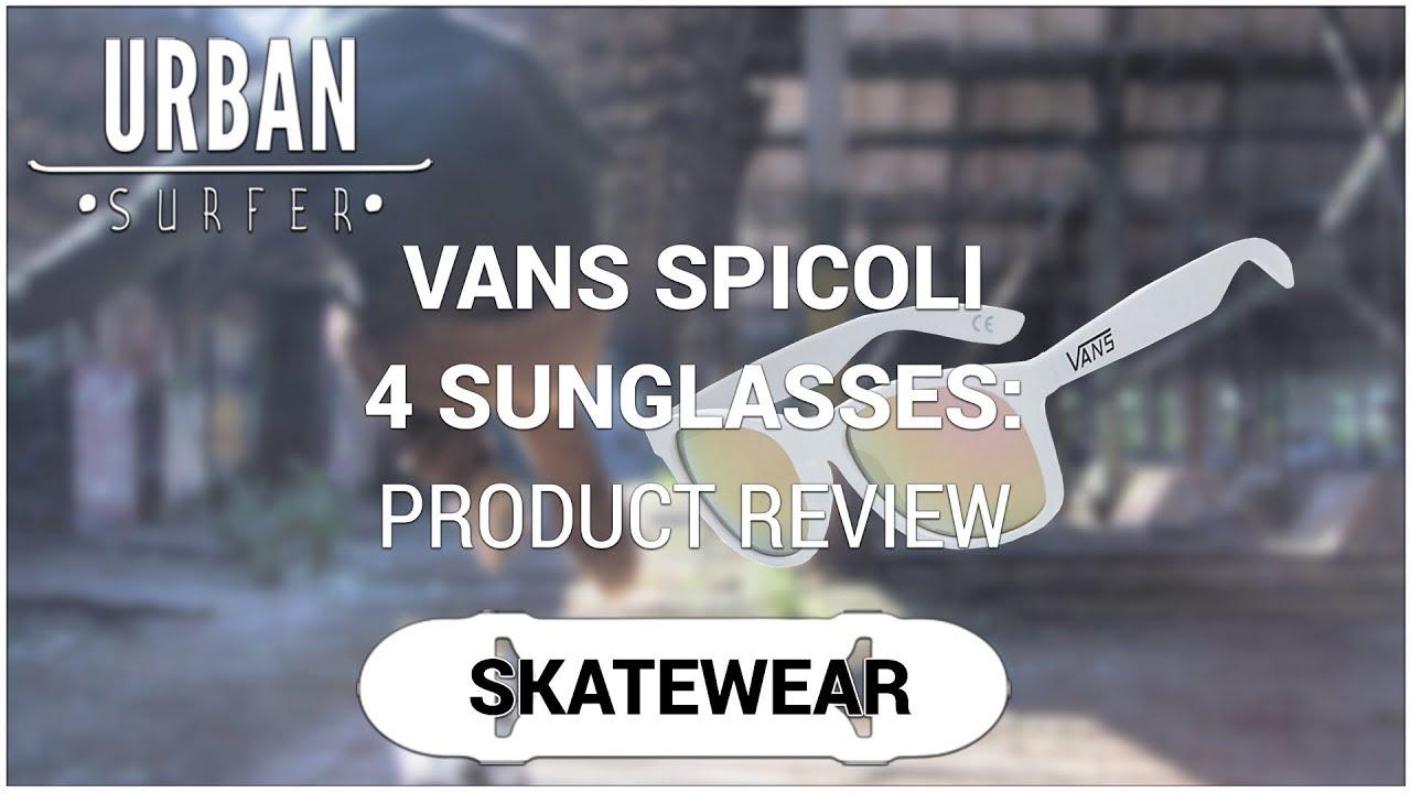 426f2cec6 Vans Spicoli 4: Product Review - YouTube