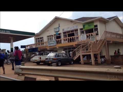 Adventure in Rwanda