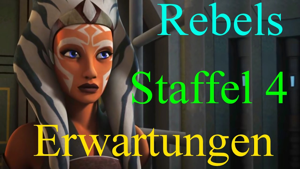 Rebels Staffel 4