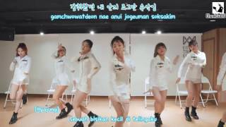 OH MY GIRL - perfect day IndoSub (ChonkSub16)