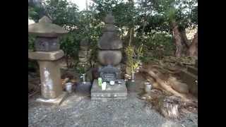 源頼朝の次男の首塚の五輪の塔(墓)の動画の紹介です。 場所は秦野市の...