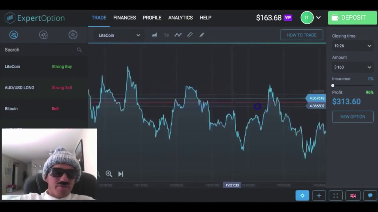Binary options made me rich