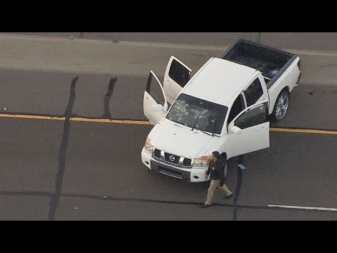 I-17 closed after DPS shooting leaves suspect dead, 3 troopers injured