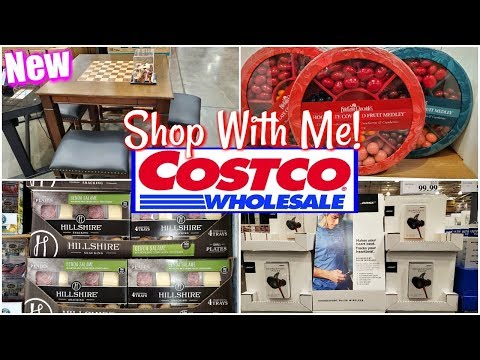 Costco * NEW DEALS * SHOP WITH ME 2019