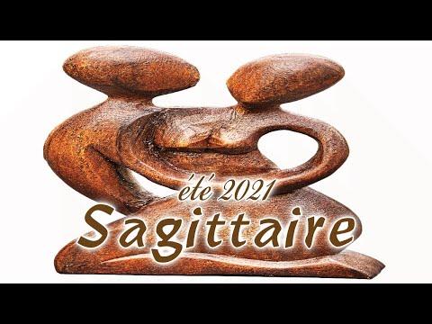 SAGITTAIRE - Vie sentimentale été 2021