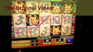 Cleopatra 2 - about 52.000 Payout,  IGT Video Slots
