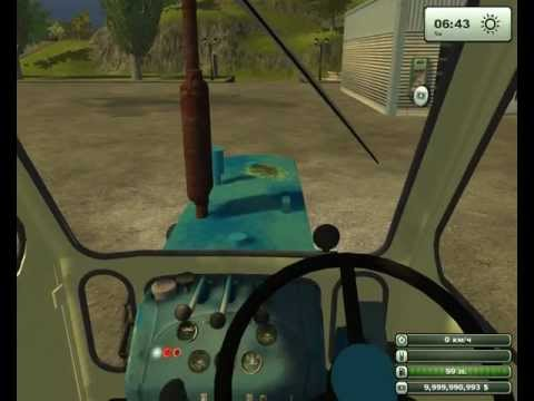 Скачать бесплатно без регистрации и смс мод трактора ЮМЗ для игры FarmingSimulator2013