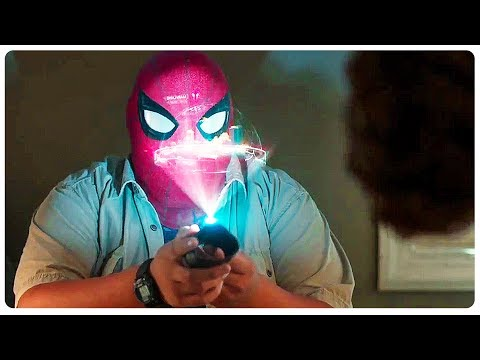 """Spider man Homecoming """"Ned Put On Spider Suit"""" Movie Clip (2017) Tom Holland Superhero Movie HD"""