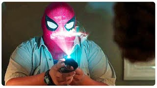 "Spider man Homecoming ""Ned Put On Spider Suit"" Movie Clip (2017) Tom Holland Superhero Movie HD"