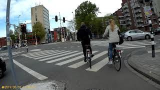 Rondje Stad Groningen Part 5/5 (Peizerweg-Ceramstraat) Dutch Bike Blogger (WH 03-05-19)