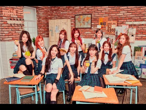 [ENG] Pristin Greeting for E-young Music Academy