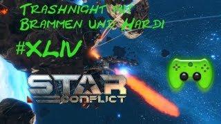 Trashnight mit Br4mm3n und Hardi #044 [Deutsch/HD] - Star Conflict