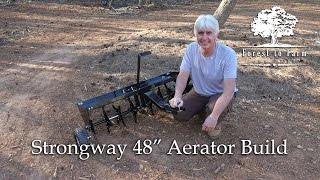 Strongway 48 Inch Aerator Build