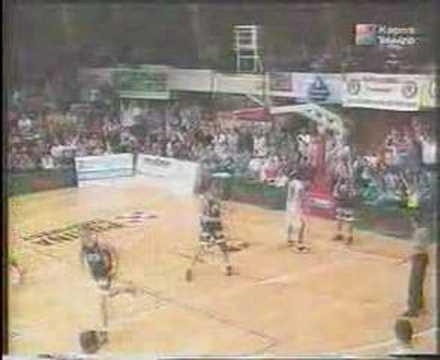 Ronald Nunnery dunk