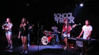 """THE BEATLES """"BABY YOU'RE A RICH MAN"""" performed by SCHOOL OF ROCK MEMPHIS"""